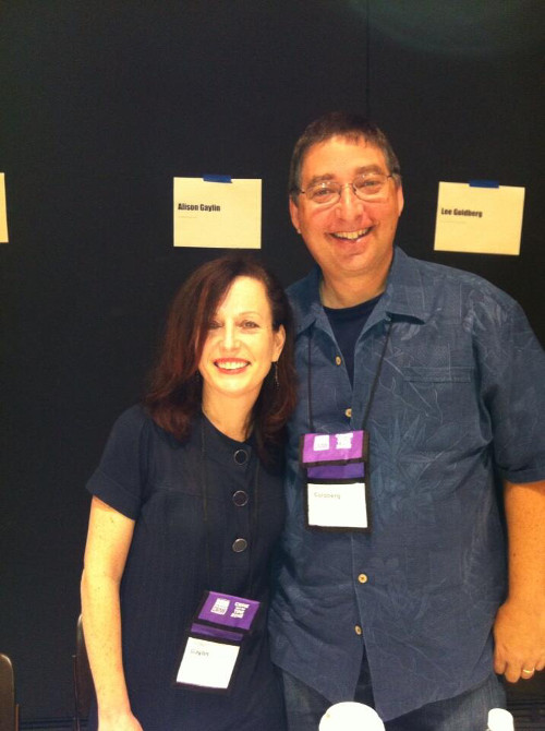 Allison Brennan and Lee Goldberg