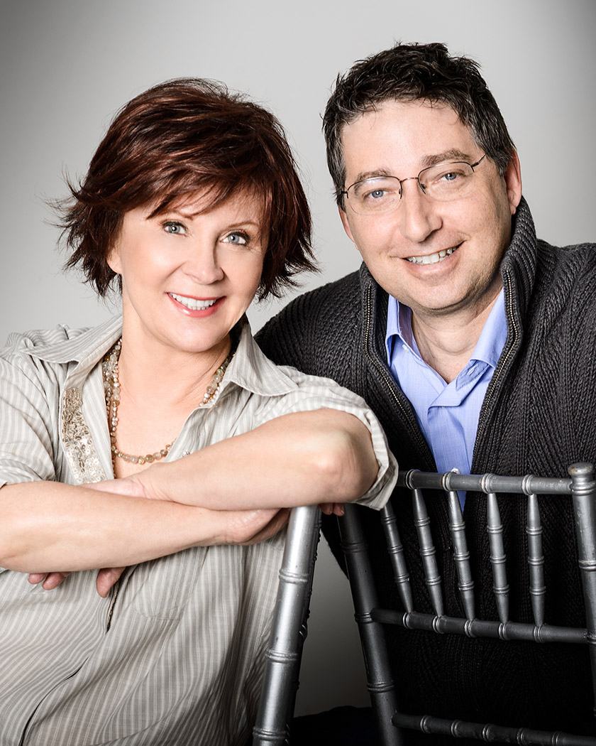 Janet Evanovich and Lee Goldberg