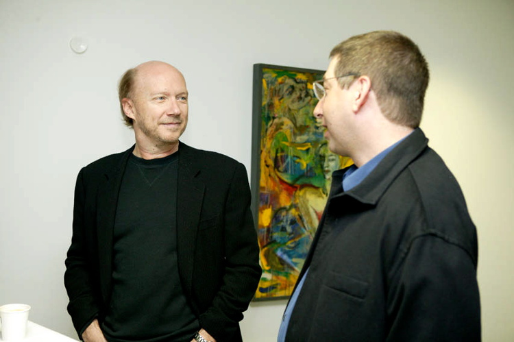 Paul Haggis and Lee Goldberg