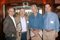 Bob Levinson, William Link, Steven Bochco, Lee Goldberg