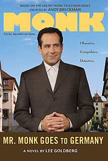 Monk Germany Cover