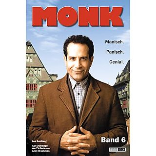 Monk in germany german cover
