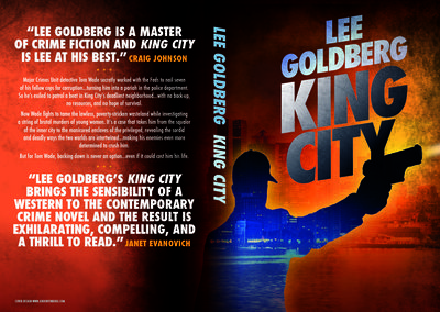 0549 Lee Goldberg POD KING CITY