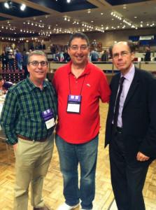 Boucheron 2013: Joel Goldman, Lee Goldberg and Jeffrey Deaver