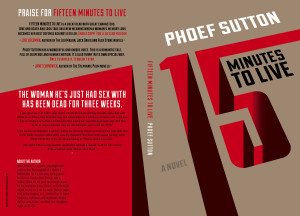 Phoef Sutton Fifteen Minutes to Live