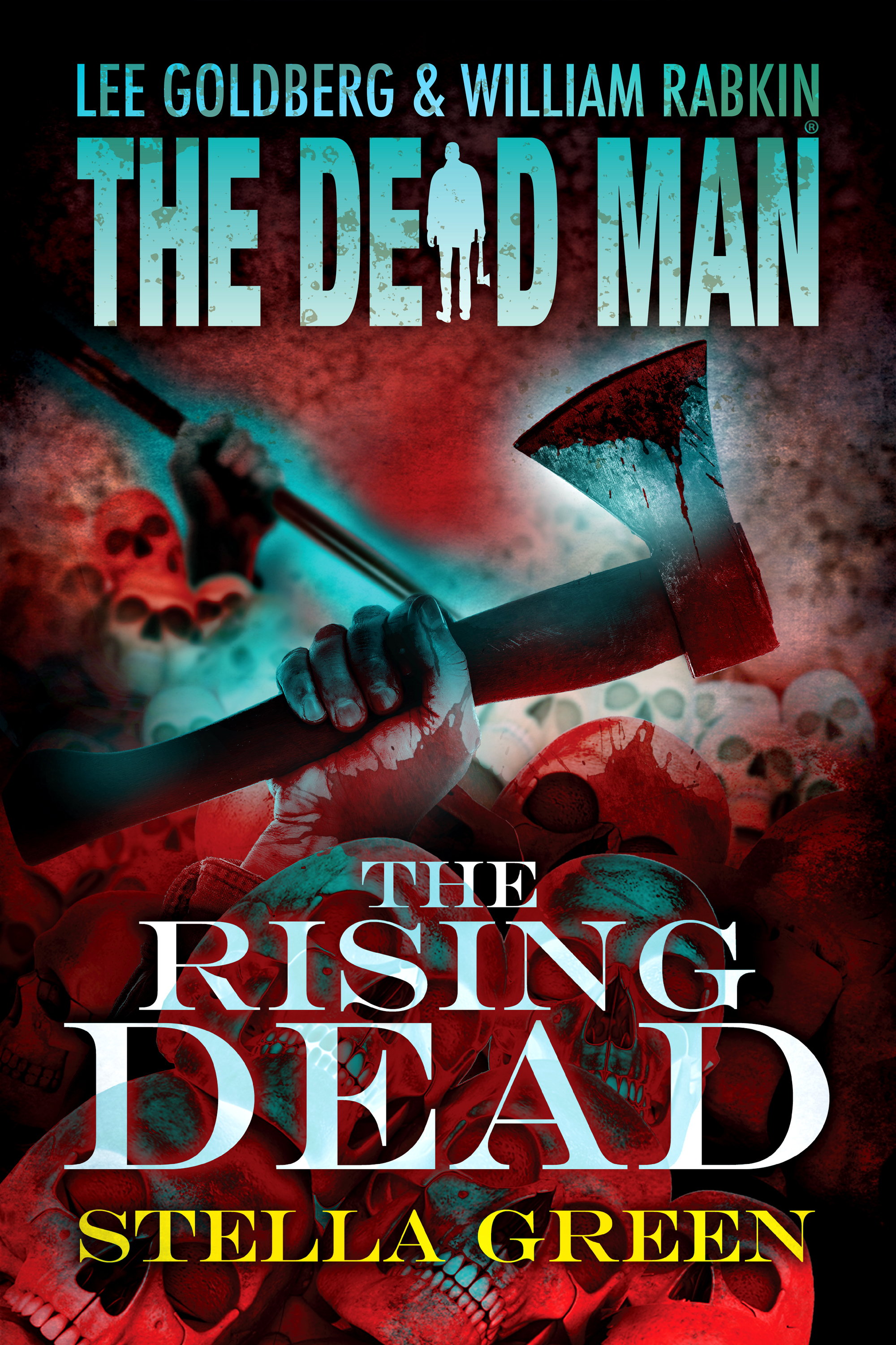 Man rising from the dead
