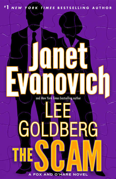 The Scam by Lee Goldberg and Janet Evanovich