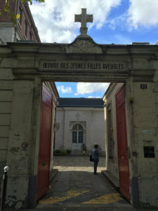 This spot in Paris plays a big role in THE PURSUIT