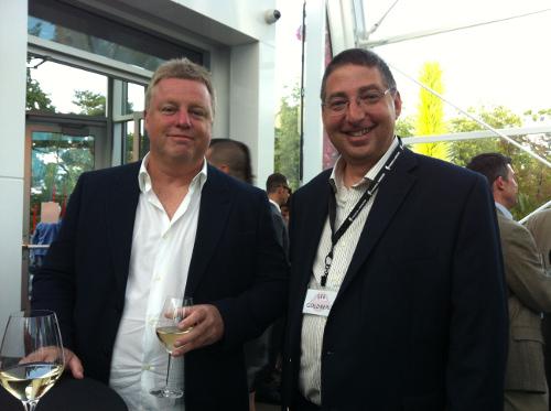 Greg Widen and lee Goldberg