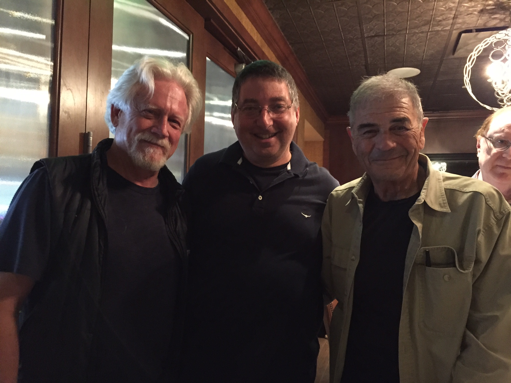 Bruce Davison, Lee, and Robert Forster