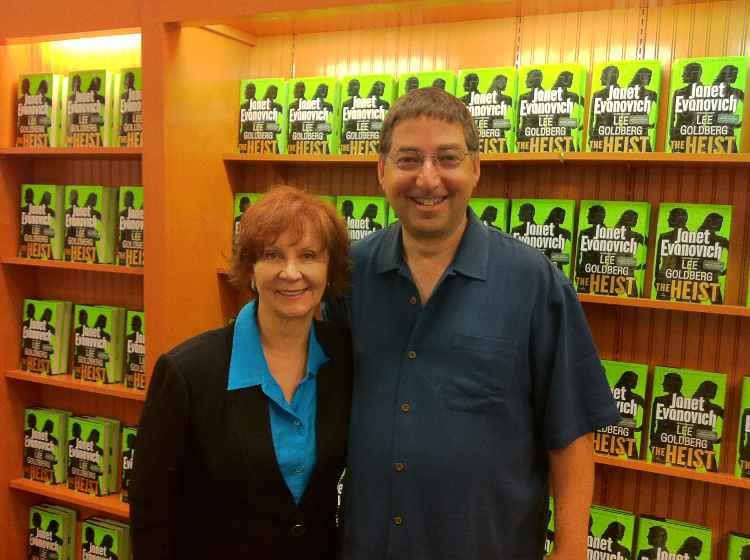 Janet Evanovich and Lee Goldberg