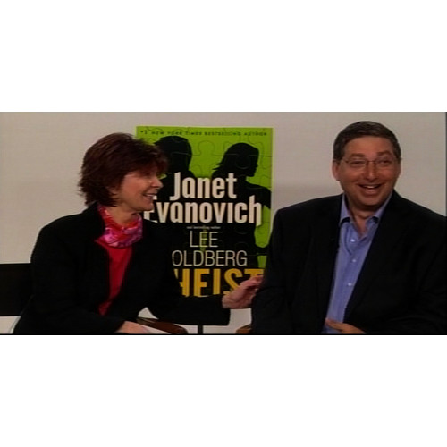 Janet Evanovich and Lee