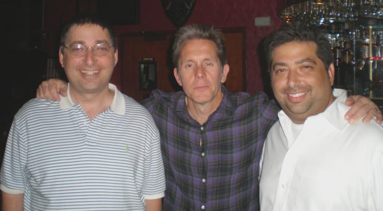 Lee Goldberg, Gary Cole, Lee Goldberg