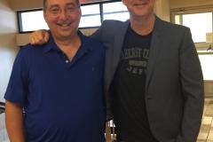 Lee and Harlan Coben at Bouchercon 2016