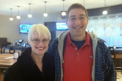 Zoe Sharp and Lee Goldberg