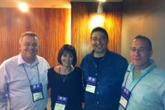 Matt Hilton, Marcia Clark, Lee Goldberg, Joseph Finder