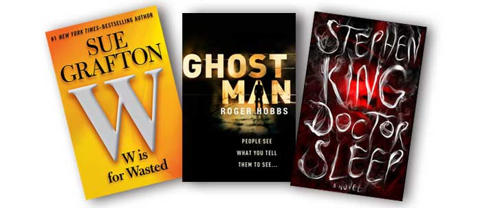 The USA's best thriller books from 2013 - 3 brand new crime classics